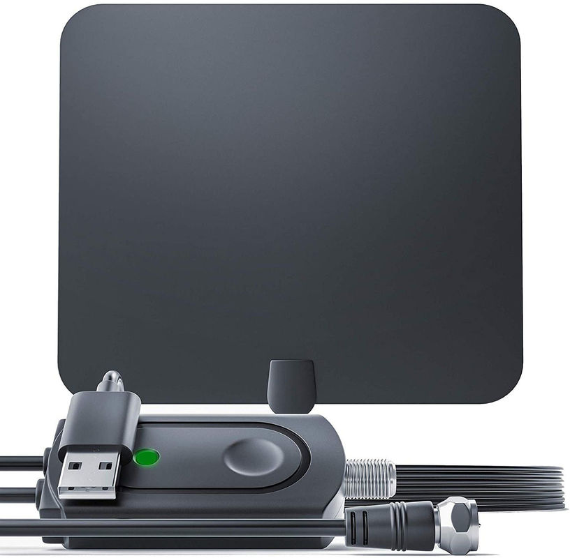 Amplifier Built In 50 Miles 28dBi Indoor TV Antenna